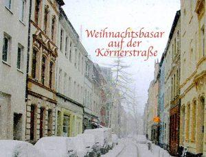 Weihnachtsbasar Körnerstraße