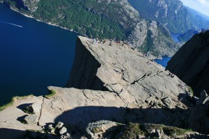 {de}Preikestolen{en}Pulpit Rock